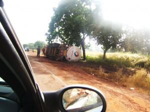 Accident TMD Tambancounda