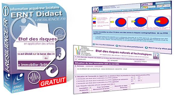 ERNT Didact : logciel d'ERNT gratuits