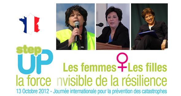 Ces femmes : forces invisibles de notre résilience