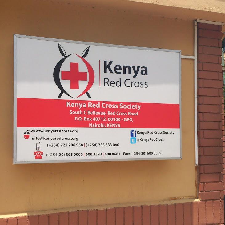 Kenyan Red Cross at South C, Nairobi