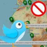 Coronavirus en Afrique : Twitter me bloque.