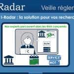 I-Radar : Outil inédit de veille en risques et crises
